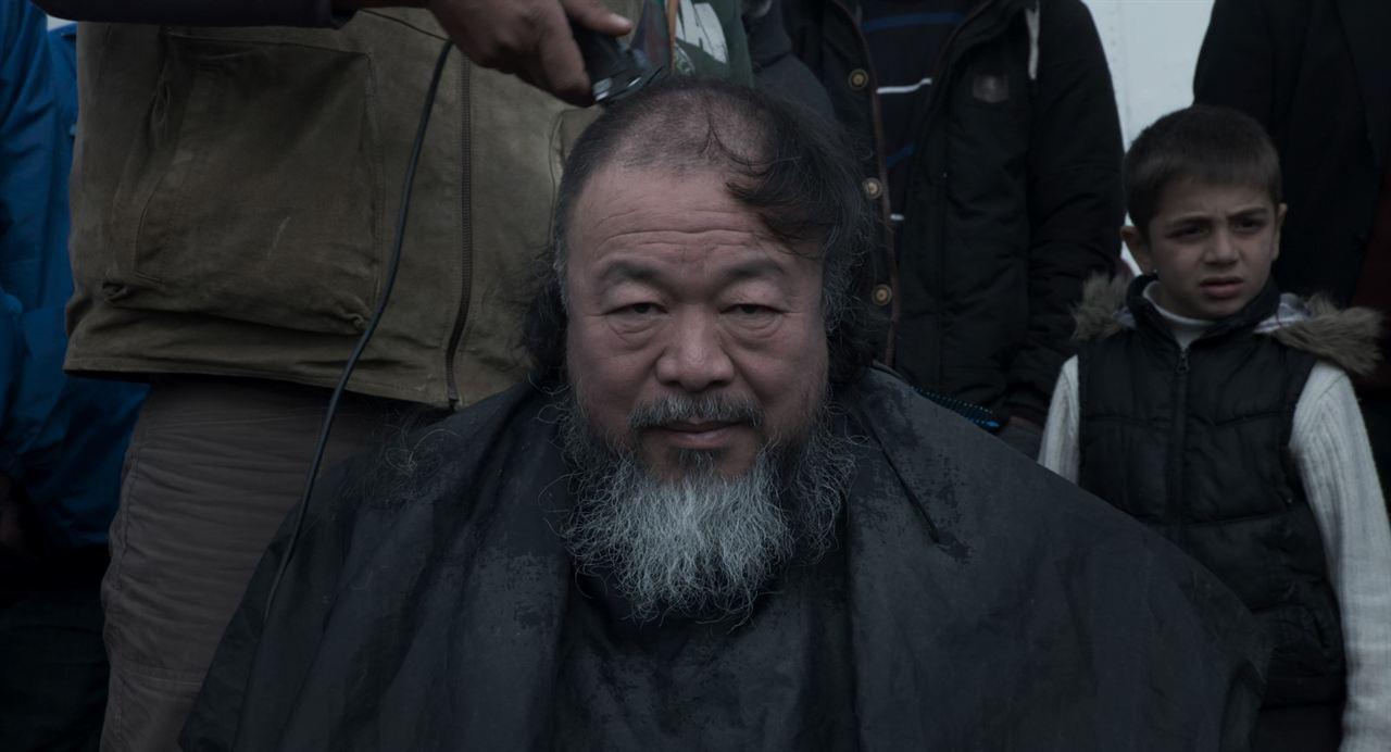 Human Flow : Photo Ai Weiwei