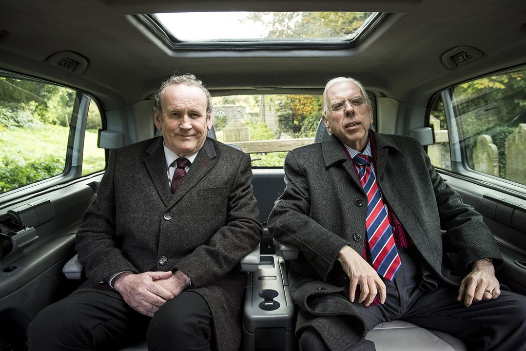 The Journey : Photo Colm Meaney, Timothy Spall