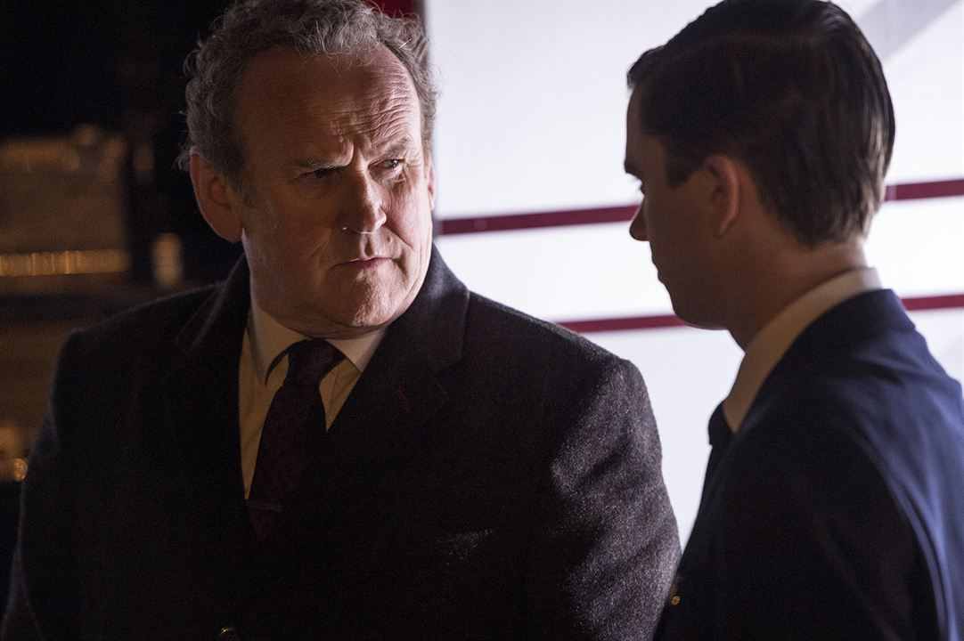 The Journey : Photo Colm Meaney