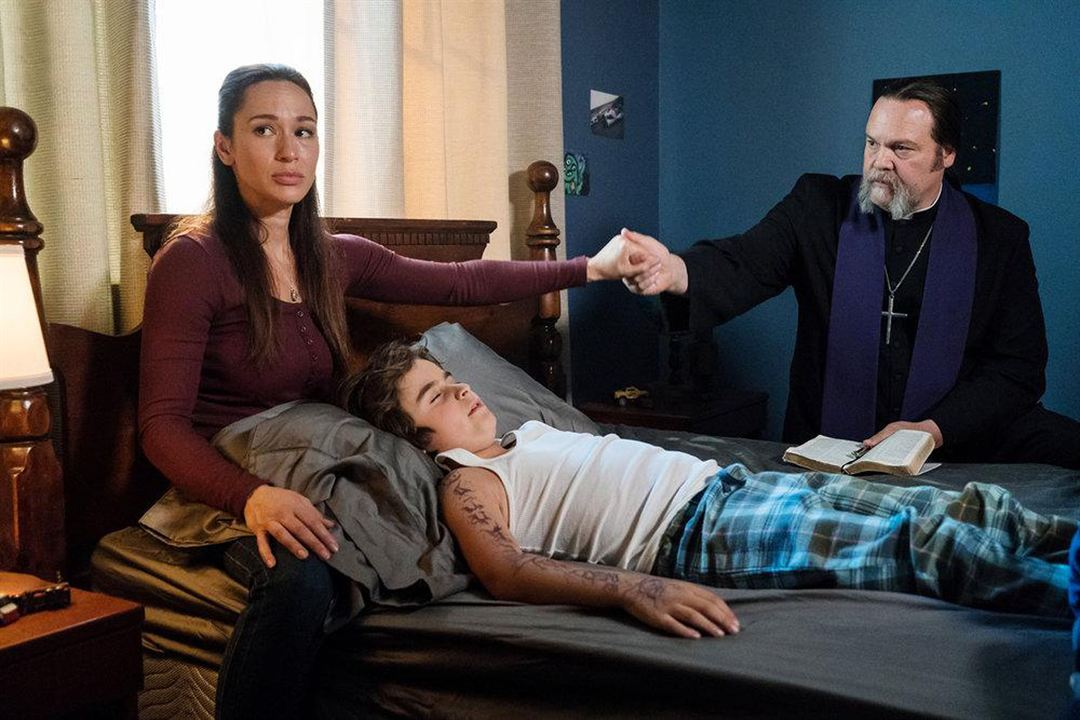 Photo Chance Hurstfield, Sharon Taylor, Vincent D'Onofrio