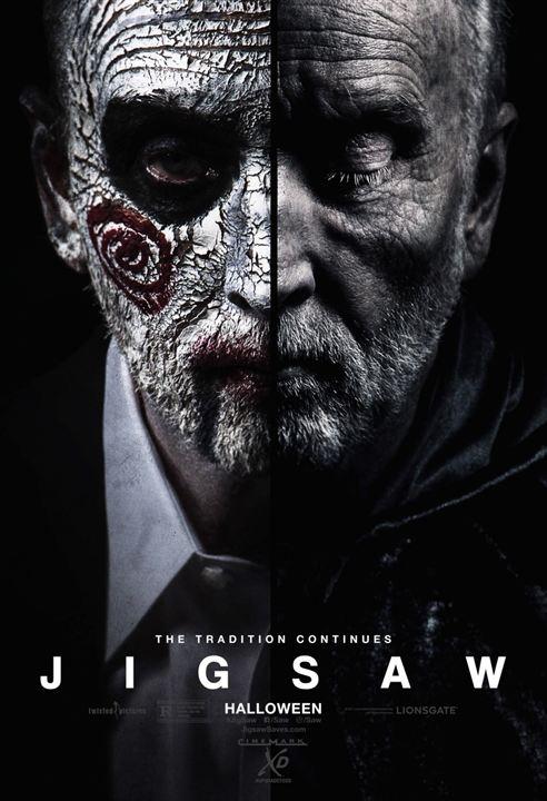 Jigsaw : Affiche