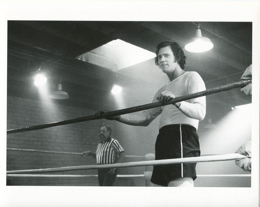 Jim et Andy : Photo Jim Carrey