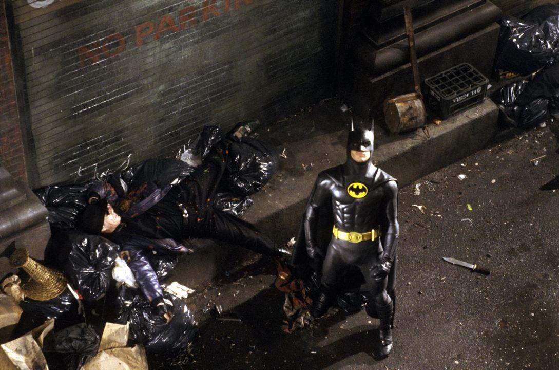 Batman : Photo Michael Keaton