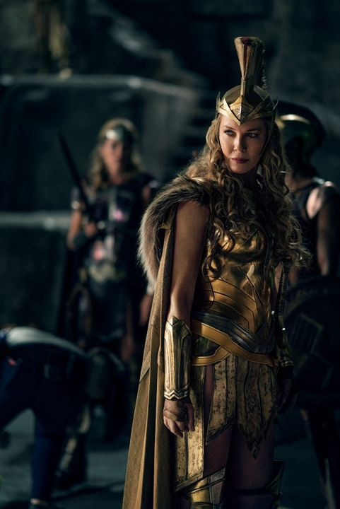 Justice League : Photo Connie Nielsen