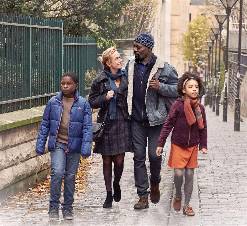 Une Saison en France : Photo Eriq Ebouaney, Ibrahim Burama Darboe, Sandrine Bonnaire