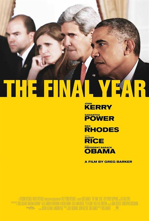 The Final Year : Affiche