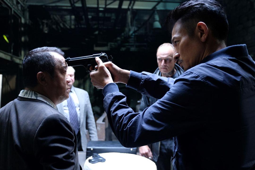 Xia Dao Lian Meng : Photo Andy Lau, Eric Tsang