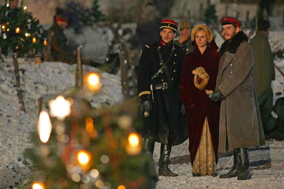 Joyeux Noël : Photo Daniel Brühl, Diane Kruger, Guillaume Canet