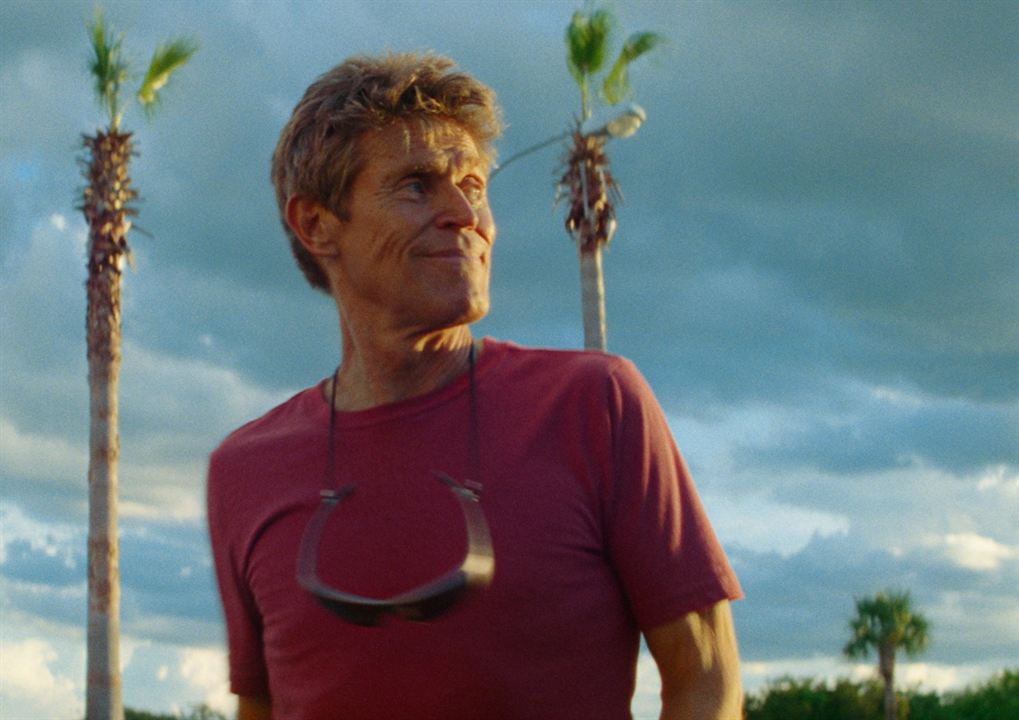The Florida Project : Photo Willem Dafoe