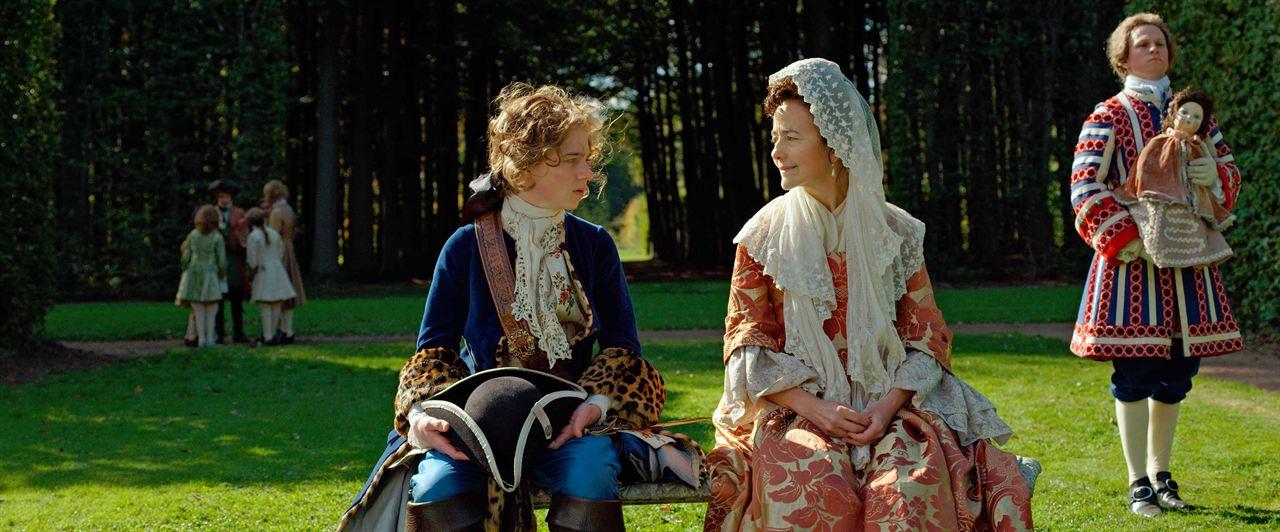 L'Echange des Princesses : Photo Catherine Mouchet, Igor Van Dessel