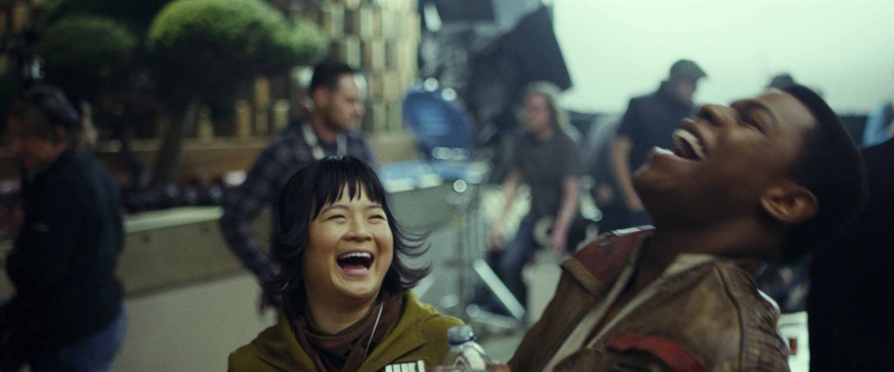 Star Wars - Les Derniers Jedi : Photo Kelly Marie Tran