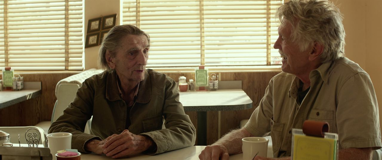 Lucky : Photo Harry Dean Stanton, Tom Skerritt