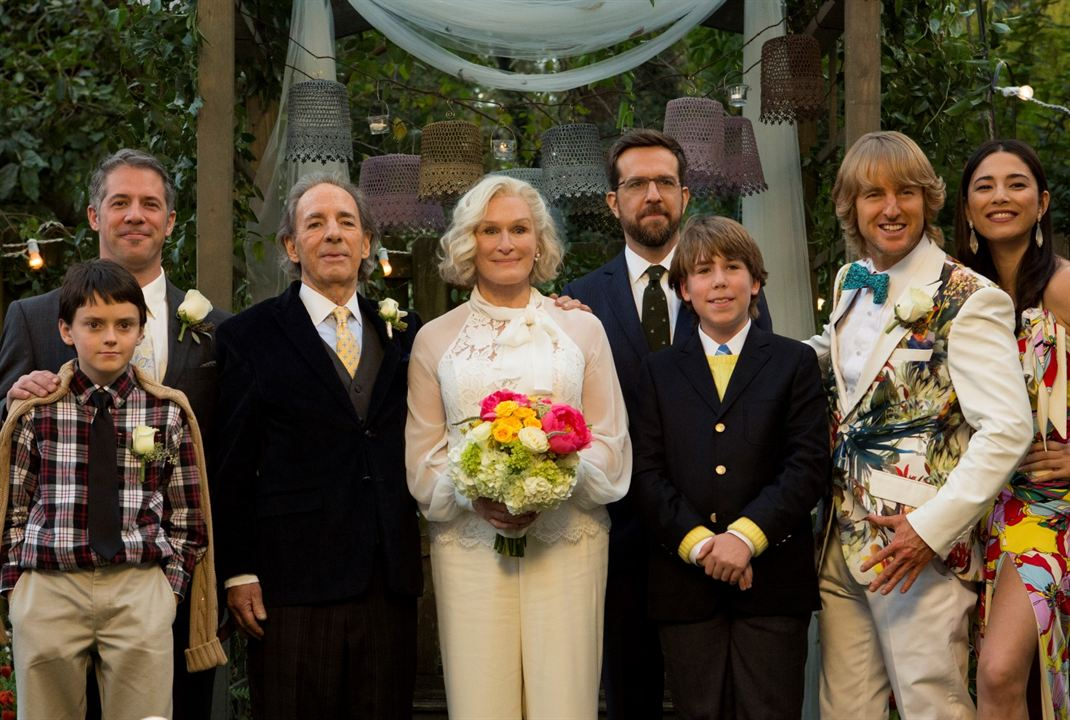 Father Figures : Photo Ed Helms, Glenn Close, Harry Shearer, Jessica Gomes, Owen Wilson