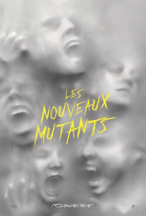 Les Nouveaux mutants : Affiche