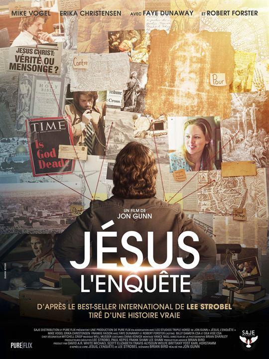 JESUS, L'Enquête : Affiche