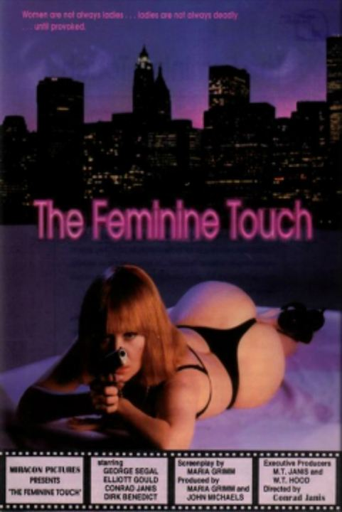 The Feminine Touch : Affiche