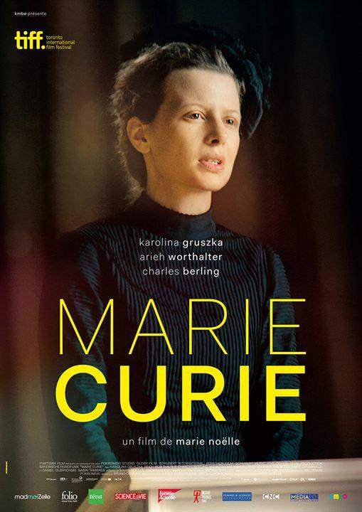 Marie Curie : Affiche