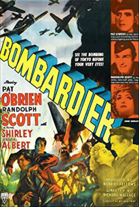 Bombardier : Affiche