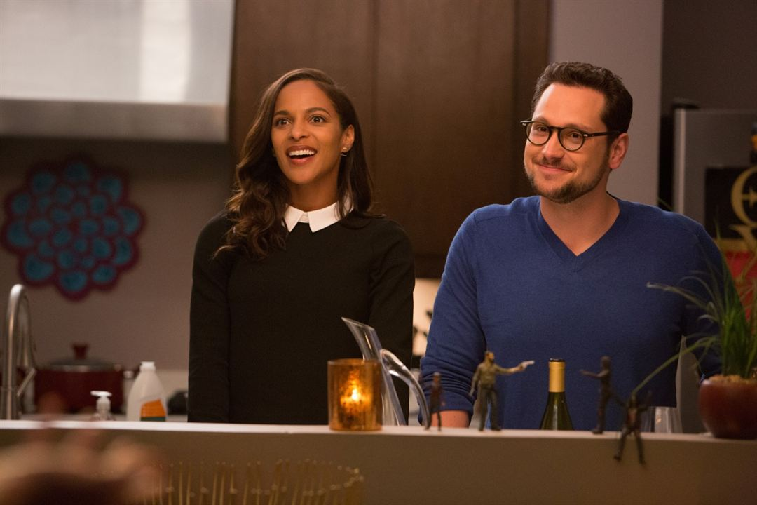 Step Sisters : Photo Matt McGorry, Megalyn Echikunwoke