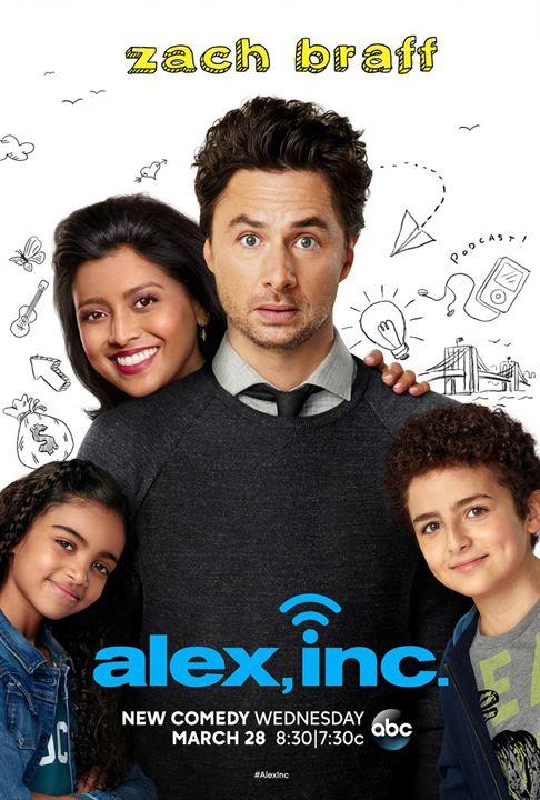 Alex, Inc. : Affiche