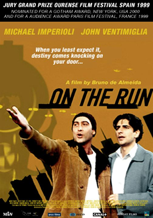 On the Run : Affiche