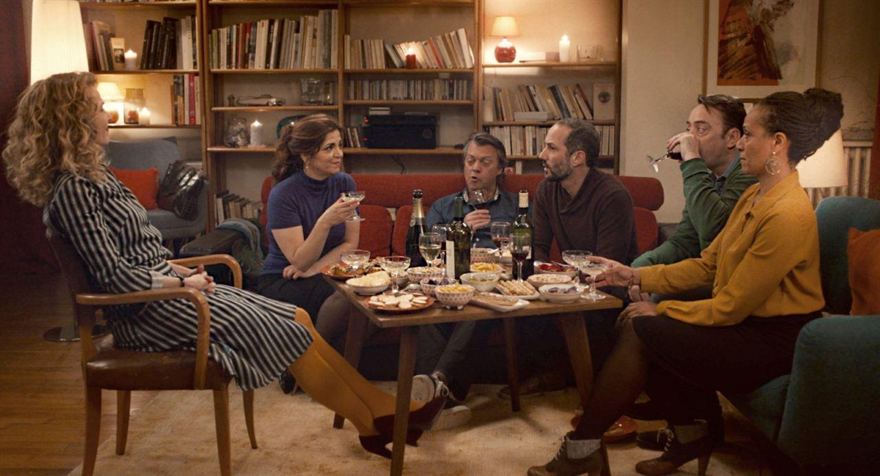 Aurore : Photo Agnès Jaoui, Eric Viellard, Fanny Glissant, Pascale Arbillot, Sébastien Lalanne