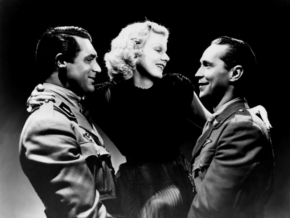 Une Belle blonde : Photo Cary Grant, Franchot Tone, Jean Harlow
