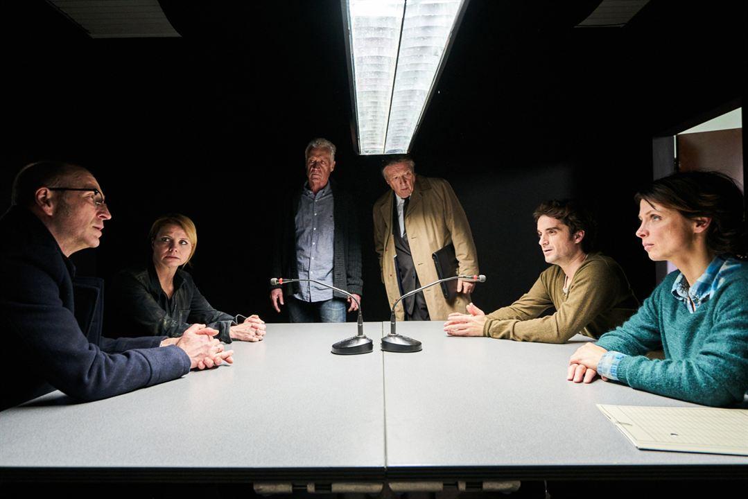 Photo Annette Frier, Julia Brendler, Oliver Wnuk, Robert Atzorn