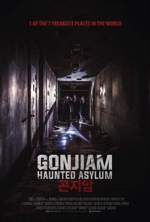 Gonjiam: Haunted Asylum : Affiche