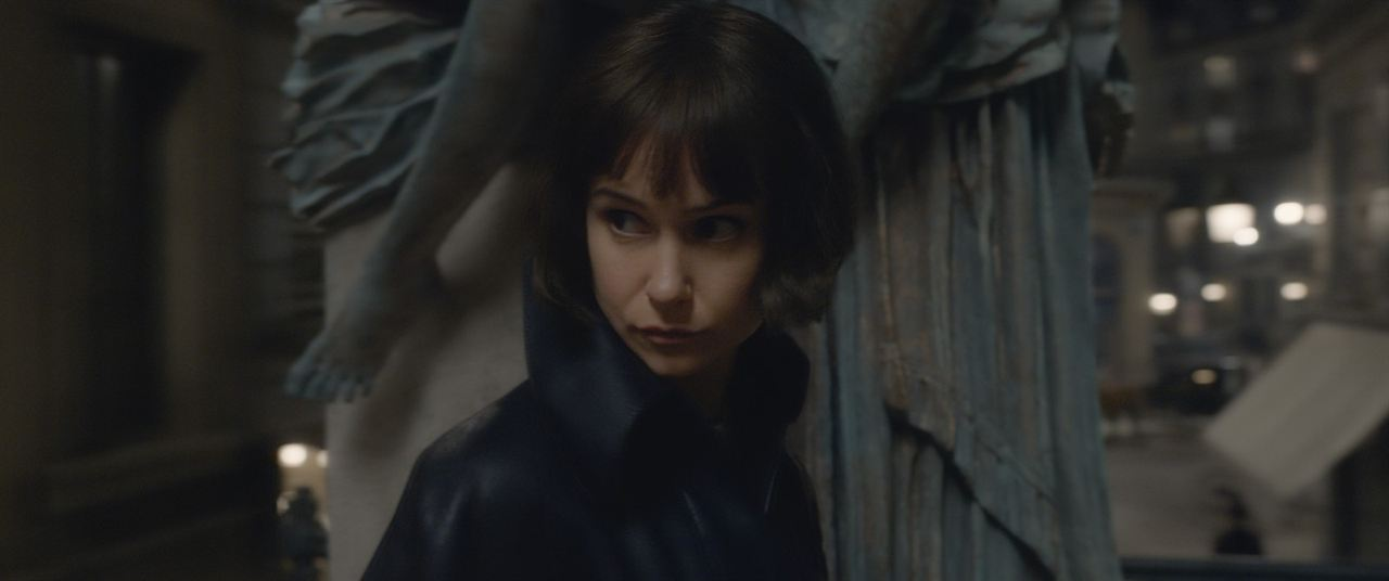 Les Animaux fantastiques : Les crimes de Grindelwald : Photo Katherine Waterston