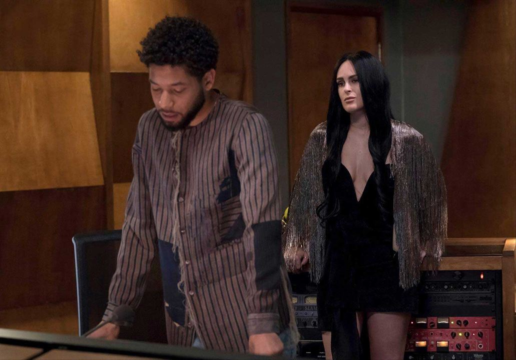 Photo Jussie Smollett, Rumer Willis