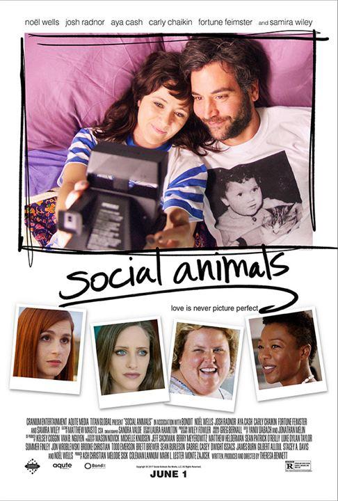 Social Animals : Affiche