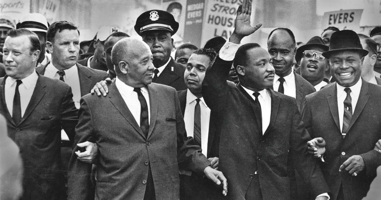 King : de Montgomery à Memphis : Photo Martin Luther King Jr.