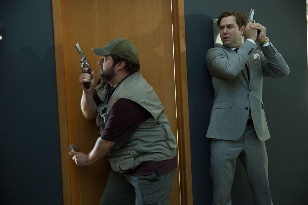 Killing Gunther : Photo Bobby Moynihan, Taran Killam