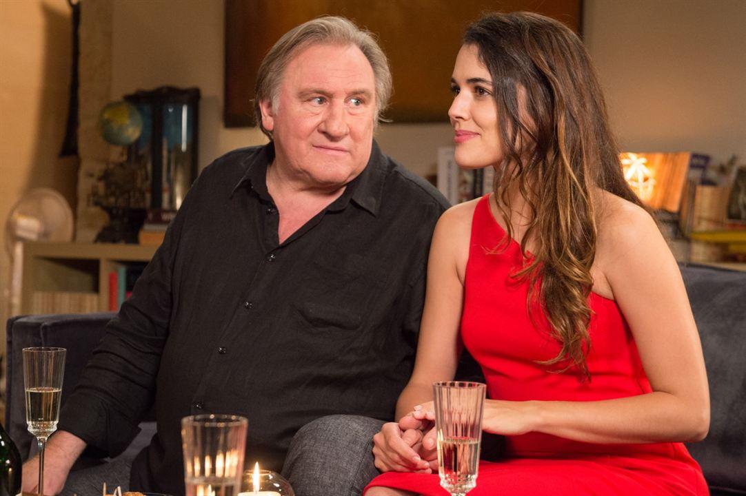Amoureux de ma femme : Photo Adriana Ugarte, Gérard Depardieu