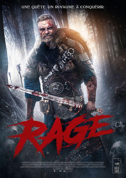 Rage : Affiche