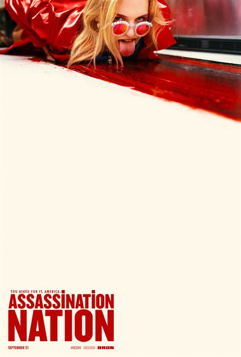 Assassination Nation : Affiche