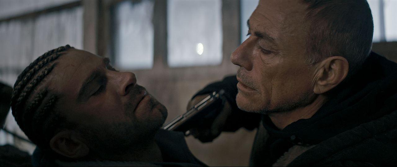 Lukas : Photo Jean-Claude Van Damme