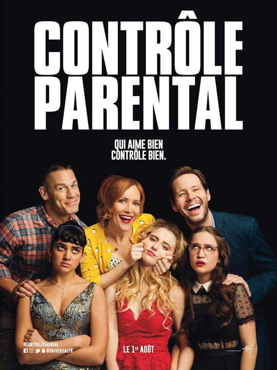 Contrôle parental : Affiche