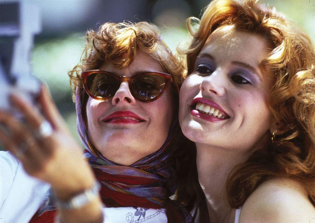 Thelma et Louise : Photo Geena Davis, Susan Sarandon