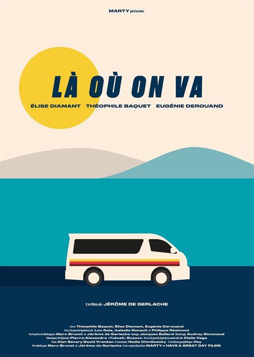 LOOV (Là où on va) : Affiche