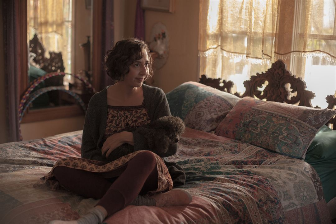 Boundaries : Photo Kristen Schaal