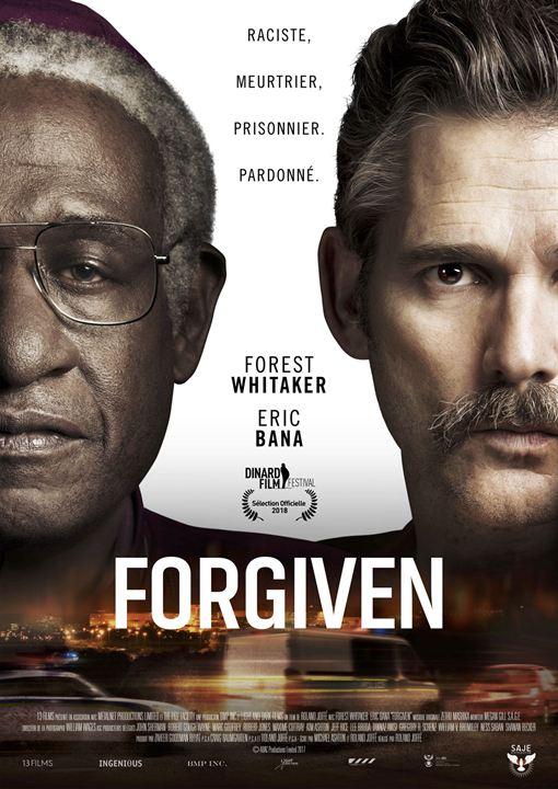 Forgiven : Affiche