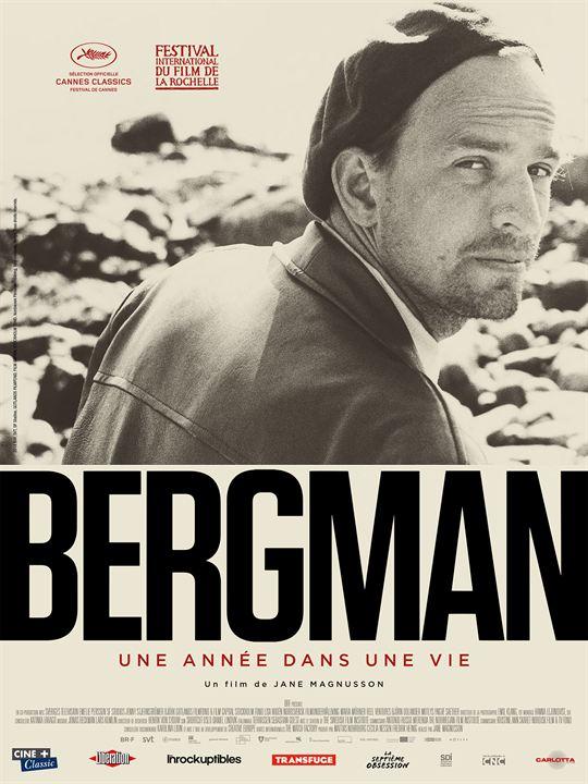 Bergman, une année dans une vie : Affiche