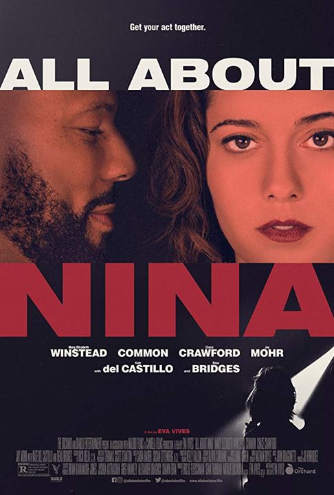All About Nina : Affiche