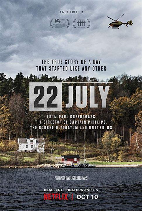 Un 22 Juillet : Affiche