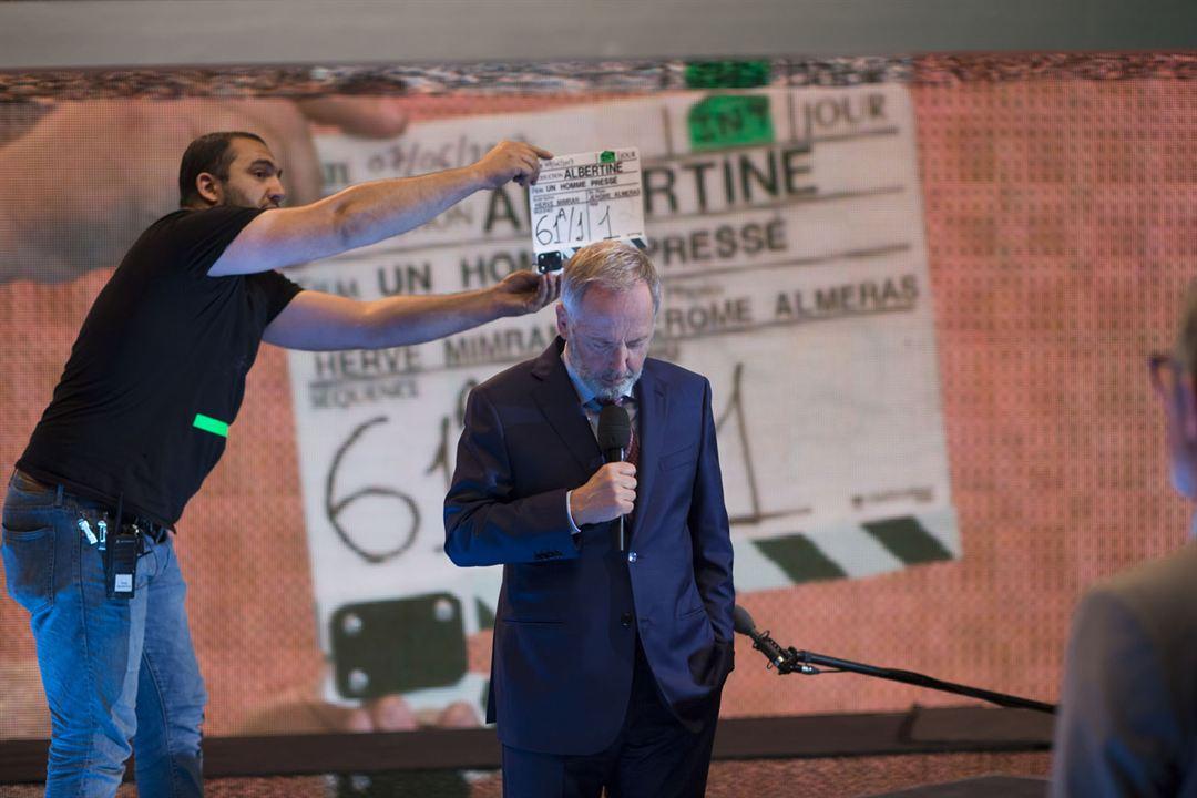 Un Homme Pressé : Photo Fabrice Luchini