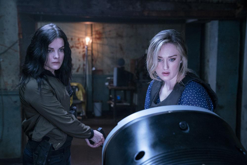 Photo Ashley Johnson, Jaimie Alexander