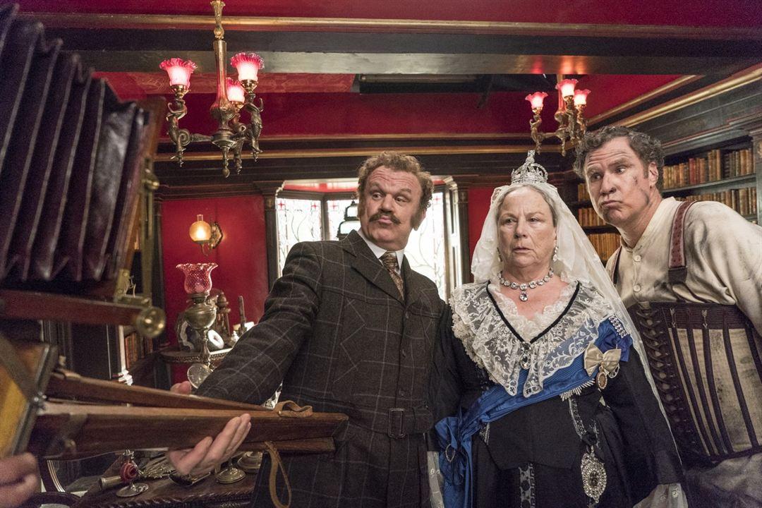Holmes & Watson : Photo John C. Reilly, Pam Ferris, Will Ferrell