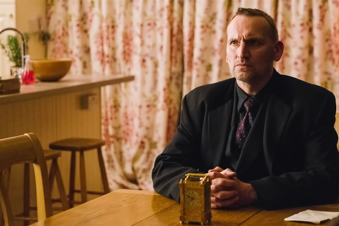 Dead In A Week (Or Your Money Back) : Photo Christopher Eccleston